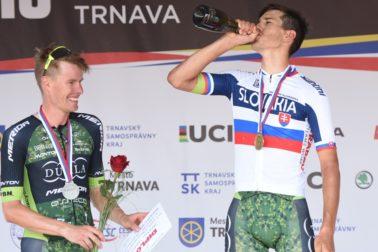 SR MSR MČR cyklistika časovka TTX