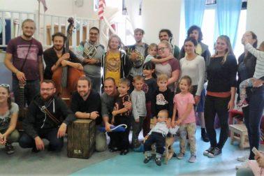 Akustika s detičkami z bystrickej škôlky