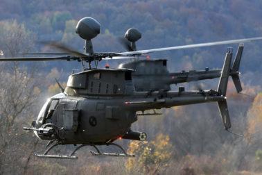 Chorvátske vrtuľníky_OH-58D Kiowa Warrior