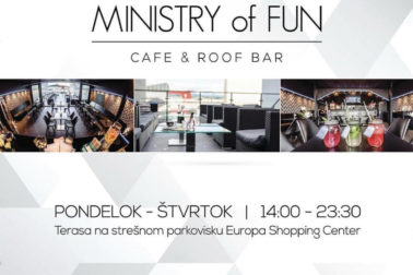 ministry cafe