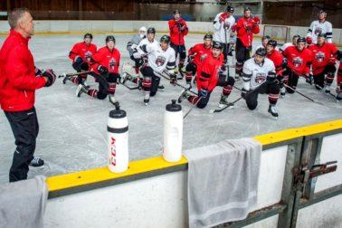 SR Banská Bystrica hokej TL liga príprava BBX