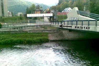 Prístav pre vodákov