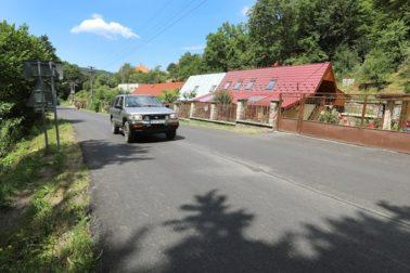 SR Vyhne Doprava Cesty Mosty Rekonštrukcia BBX