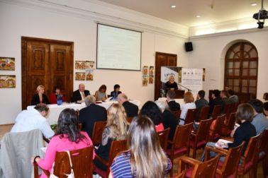 Medzinárodná koferencia Slovenské národnostné školstvo a zachovanie národnostného povedomia v krajinách strednej, južnej a východnej Európy.