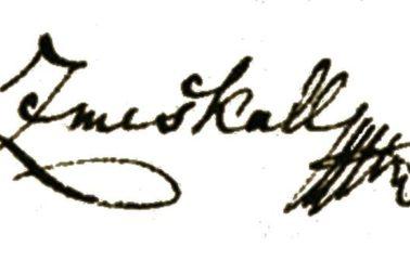 Nikolaus_Zmeskall_-_signature_1822