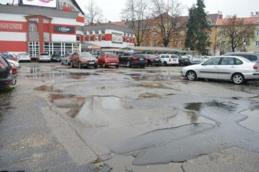 parkovisko pri VUB