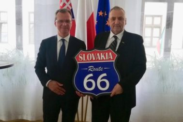 slovesnko - polska spolupraca