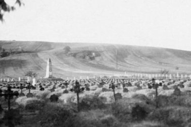 vojensky cintorin