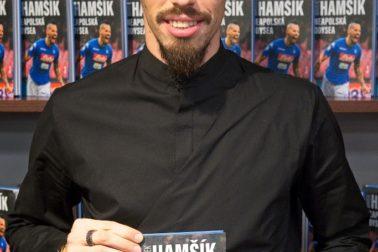 Krst knihy Mareka Hamšíka