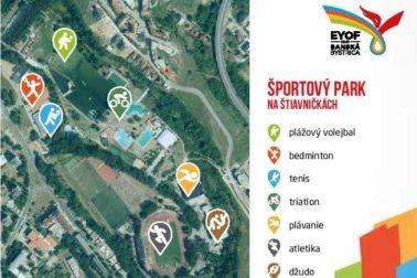sportovy park stiavncky