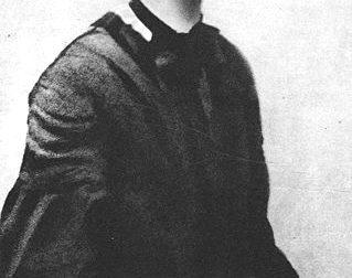 Posledné foto Boženy Němcovej 1860
