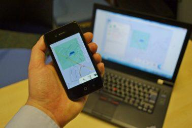sledovanie mobilov