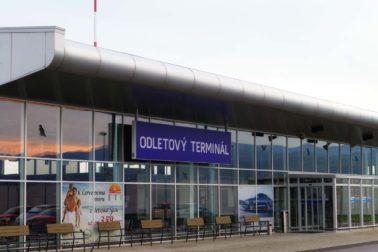 odletovy terminal