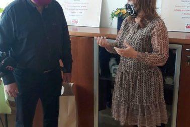 umb riaditeľ NsP Brezno a dekanka FPV