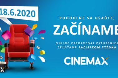 oznamenie cinemax bb