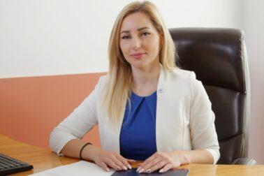 Generalna riaditelka Hedviga Machayova