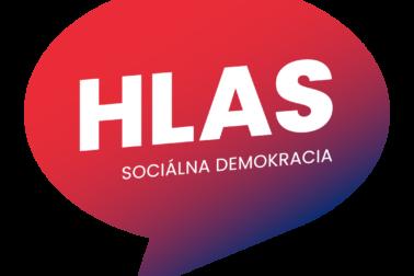 logo hlas socialna demokracia
