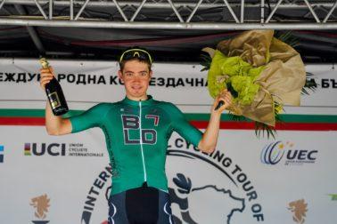 Martin Vlčák v zelenom drese