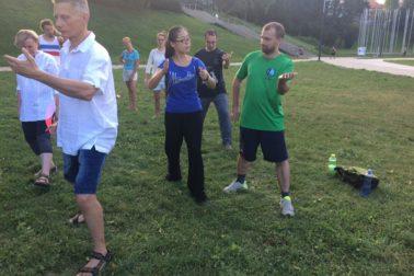 cvičenie v parku1