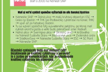 etm 2020 bb večerná cyklojazda