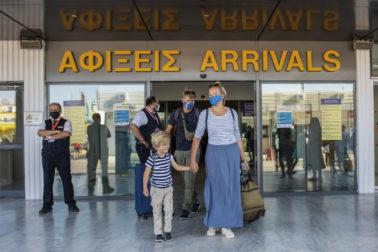 letisko v grecku