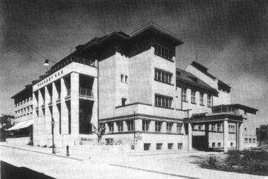 Národný dom s operou Emilla Belluša 1928