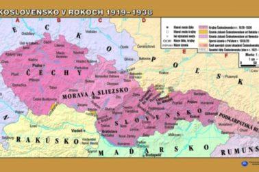 ceskoslovensko-1918-1938