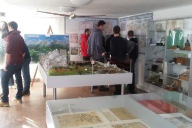 návšteva v Slovenskom múzeu máp