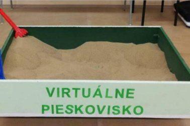 virtuálne pieskovisko