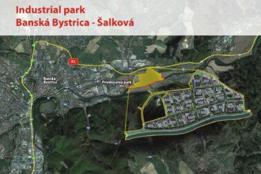 Priemyselny-park