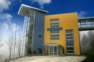 budova SAZP BB