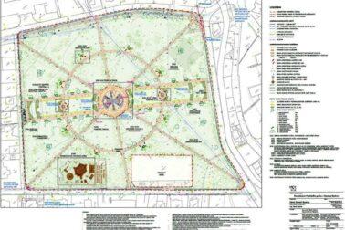 projekt revitalizacie parku