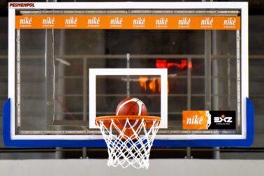 SR Piešťany basketbal Niké EL ženy play off B. Bystrica TTX