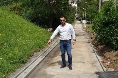 chodniky bb