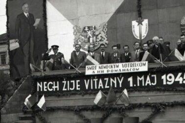maj 1945 kosice