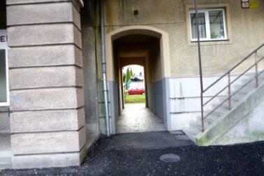 podchod