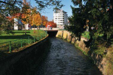 potok bystrica
