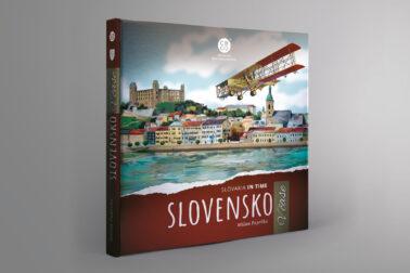 Obálka knihy Slovensko v čase