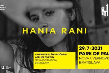 Koncert Hania_Rani