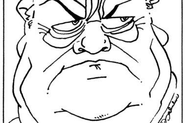 pavel hruz karikatura