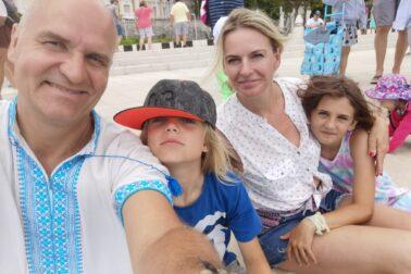 baricak s rodinou v chorvatsku