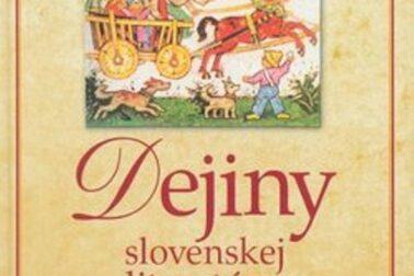 sliacky dejiny slovenskej literatury