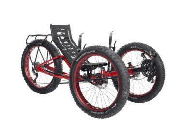 specialny bicykel