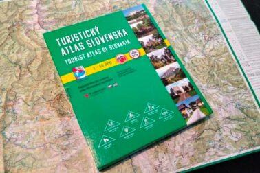 Turistický atlas Slovenska II.vydanie