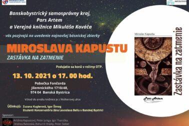 POZVANKA M. KAPUSTA