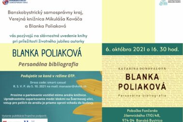 POZVANKA_BLANKA POLIAKOVA