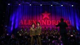 Alexandrovci na svojom turné po Slovensku vystúpia aj v Banskej Bystrici