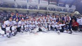 FOTO,VIDEO: Vytúžený majstrovský titul je náš! Barani pokorili Nitru a sú najlepší na Slovensku + HLASY