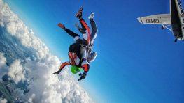 Európske mesto športu spadlo v Očovej z oblakov
