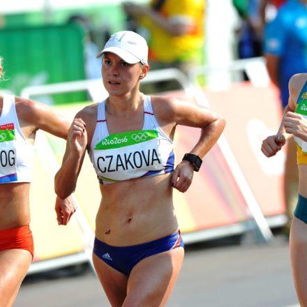 Brazília OH2016 SR Chôdza ženy 20 km